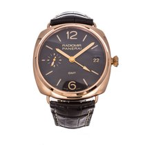 Panerai Rose gold 47mm Manual winding PAM 421 pre-owned United States of America, Florida, Hallandale Beach