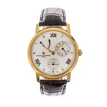 Vacheron Constantin Yellow gold Automatic 36mm pre-owned Patrimony