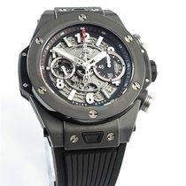 Hublot Big Bang Unico neu 2020 Automatik Chronograph Uhr mit Original-Box und Original-Papieren 411.CI.1170.RX