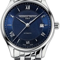 Frederique Constant Classics Index new 2020 Automatic Watch with original box and original papers FC-303MN5B6B