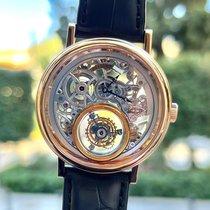 Breguet Classique Complications Pозовое золото 40mm Прозрачный