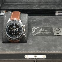 Omega Speedmaster Professional Moonwatch nuovo 2021 Manuale Cronografo Orologio con scatola e documenti originali 311.32.40.30.01.001