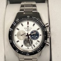 Zenith Steel 41mm Automatic 03.3100.3600/69.M3100 new United States of America, Iowa, Des Moines