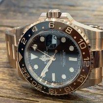 Rolex 126715CHNR-0001 Oro rosa 2020 GMT-Master II 40mm nuovo