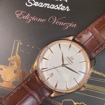 Omega Rose gold Automatic 511.53.40.20.02.001 pre-owned