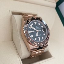Rolex 126715CHNR-0001 Oro rosa 2021 GMT-Master II 40mm nuovo Italia, Pescara