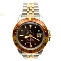 Rolex GMT-Master Gold/Steel Brown United States of America, New York, New York