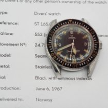 Omega Seamaster 300 gebraucht 41mm Schwarz