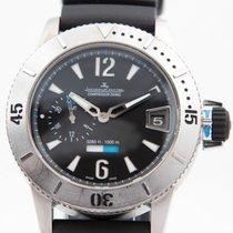 Jaeger-LeCoultre Master Compressor Diving GMT Titanium 44mm Black