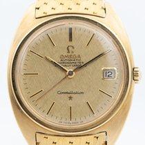 Omega Constellation Oro amarillo 35mm Oro