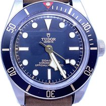 Tudor 79030N Steel Black Bay Fifty-Eight 39mm pre-owned United States of America, Florida