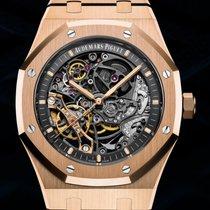 Audemars Piguet new Automatic 41mm Rose gold Sapphire crystal