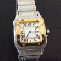 Cartier Santos Galbée новые 1995 Кварцевые Только часы 1566