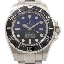 Rolex Sea-Dweller Deepsea nuevo Automático Reloj con estuche original 116660