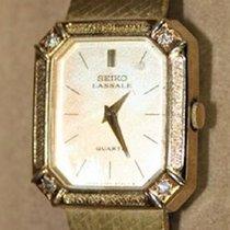 Seiko Women's watch 18mm Quartz pre-owned Watch with original box 1982