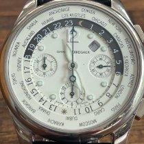 Girard Perregaux WW.TC White gold 43mm No numerals United States of America, California, Newport Beach