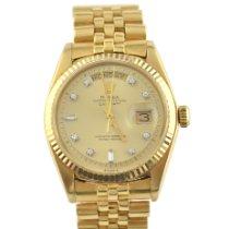 Rolex Day-Date 36 Yellow gold 36mm Gold No numerals United Kingdom, Birmingham