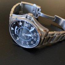 Hamilton Khaki Pilot Day Date Steel 42mm Black Arabic numerals United States of America, Illinois, New Lenox