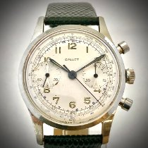 Gallet 35mm Manual winding pre-owned