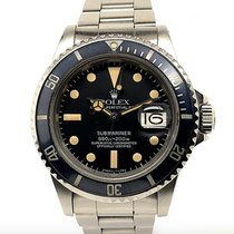 Rolex Submariner Date 1680 Good Steel 40mm Automatic United States of America, New York, New York