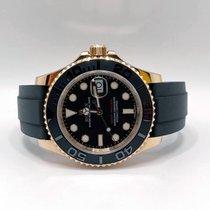 Rolex (ロレックス) ヨットマスター 40 ピンクゴールド 40mm ブラック 文字盤無し 日本, Tokyo