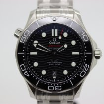 Omega Seamaster Diver 300 M 210.30.42.20.01.001 Νέα Ατσάλι 42mm Αυτόματη