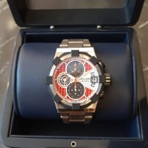 Concord Steel 45mm Automatic 01.5.14.1001 new
