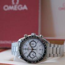 Omega Speedmaster Racing Steel 44.25mm White No numerals Australia, Newmarket