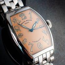 Franck Muller 5850 Ocel Casablanca 32mm použité