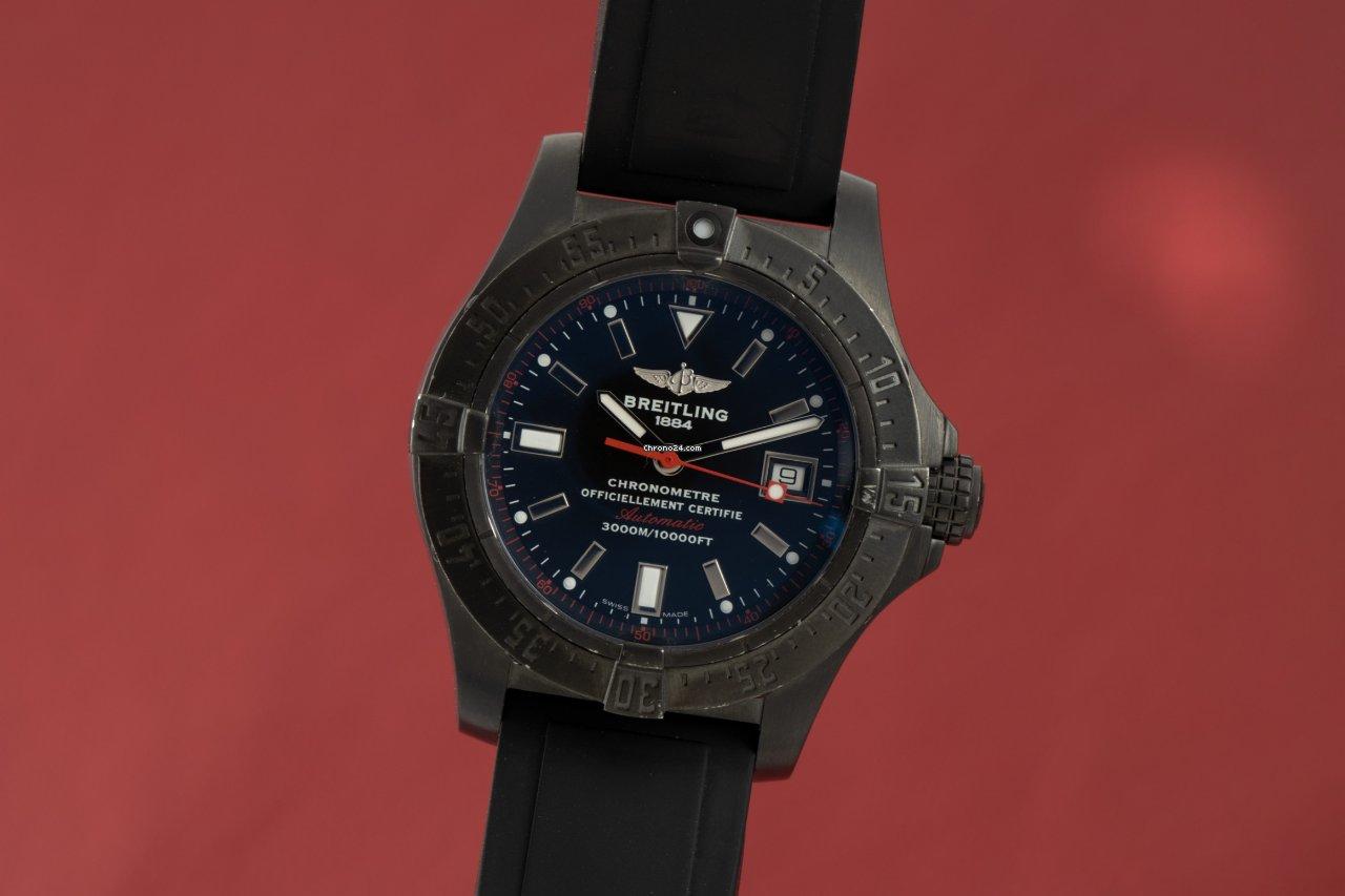 Breitling Avenger Seawolf M17330 2012 подержанные