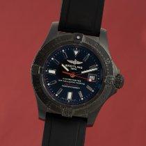 Breitling Avenger Seawolf Steel 45mm Black