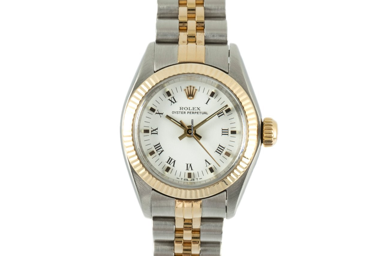 Rolex Oyster Perpetual 26 6719 1981 usados