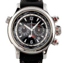 Jaeger-LeCoultre Master Compressor Extreme World Chronograph Сталь 46mm Черный