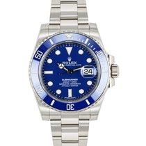 Rolex Submariner Date White gold 40mm Blue United Kingdom, London