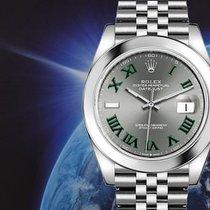 Rolex Datejust II nuovo 2020 Automatico Orologio con scatola e documenti originali 126300