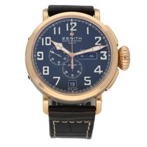 Zenith 48mm Pilot Type 20 pre-owned
