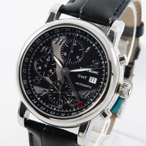 Montblanc Steel 42mm Automatic 102135 new