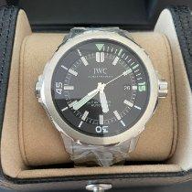 IWC Aquatimer Automatic neu 2021 Automatik Uhr mit Original-Box und Original-Papieren IW329002