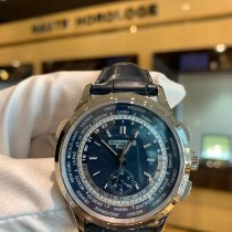 Patek Philippe World Time Chronograph 5930G-010 New White gold 39.5mm Automatic