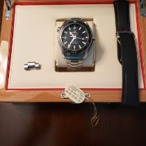 Omega Seamaster Planet Ocean 45.5mm Black Arabic numerals United States of America, New York, Levittown