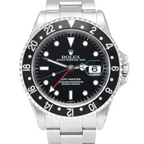 Rolex 16700 Steel 2000 GMT-Master 40mm pre-owned
