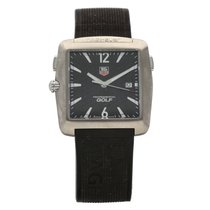 TAG Heuer Professional Golf Watch Titane 36mm Noir