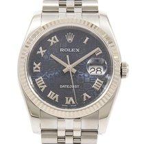 Rolex Datejust 116234 Очень хорошее 36mm Автоподзавод