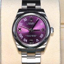 Rolex Oyster Perpetual 31 177200 Очень хорошее Сталь 31mm Автоподзавод