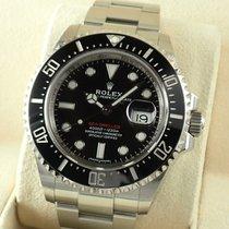 Rolex Sea-Dweller 126600 Хорошее Сталь 43mm Автоподзавод