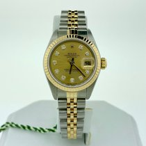 Rolex Lady-Datejust Gold/Steel 26mm Champagne United States of America, Pennsylvania, Philadelphia