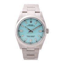 Rolex Oyster Perpetual 36 Steel 36mm Blue