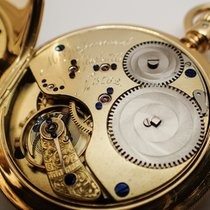 Moritz Grossmann Yellow gold 52mm Manual winding pre-owned