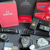 Omega Speedmaster Professional Moonwatch Steel 42mm Black No numerals United States of America, North Carolina, Huntersville