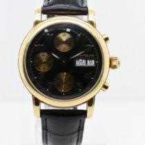 Montblanc Star Yellow gold 38mm Black Arabic numerals United States of America, New York, New York